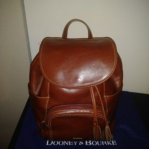 Dooney Florentine Backpack Chestnut
